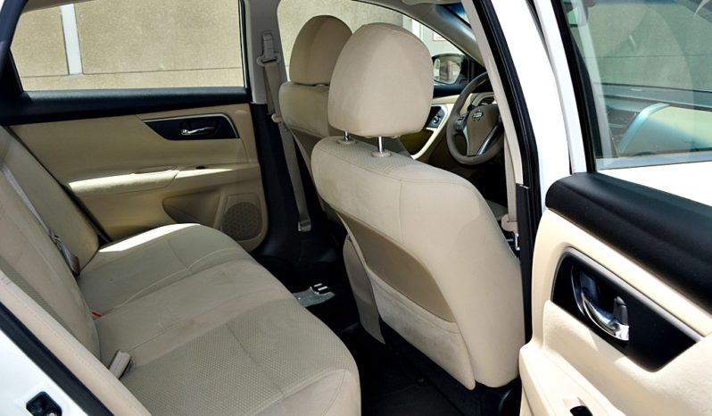 Nissan Altima 2015 Golden GCC Accident Free Mint Condition FSH call @ 052 1293134 full