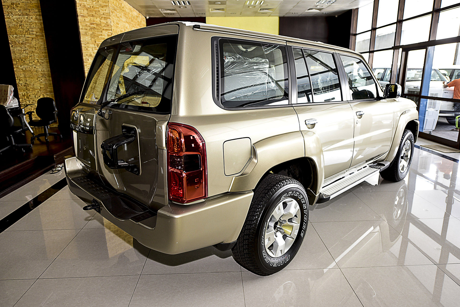 FOR SALE NISSAN PATROL SAFARI GRX 4X4 – Kargal Dealers - UAE