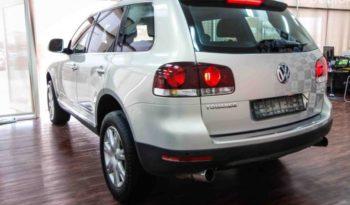 Volkswagen Touareg V6 Gcc Specs full