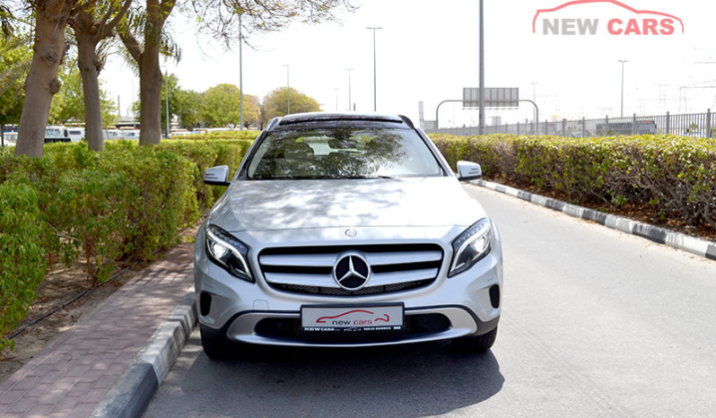 GCC MERCEDES GLA250 2015 – ZERO DOWN PAYMENT – 2,135 AED/MONTHLY – UNDER WARRANTY full