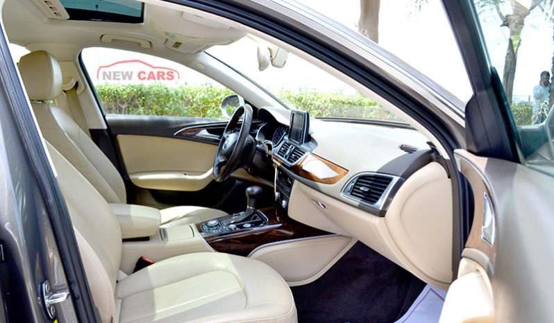 GCC AUDI A6 2012 – ZERO DOWN PAYMENT – 1,155 AED/MONTHLY – 1 YEAR WARRANTY full