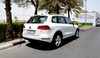 GCC VOLKSWAGEN TOUAREG 2013 – ZERO DOWN PAYMENT – 1,350 AED/MONTHLY – UNDER WARRANTY – FSH full