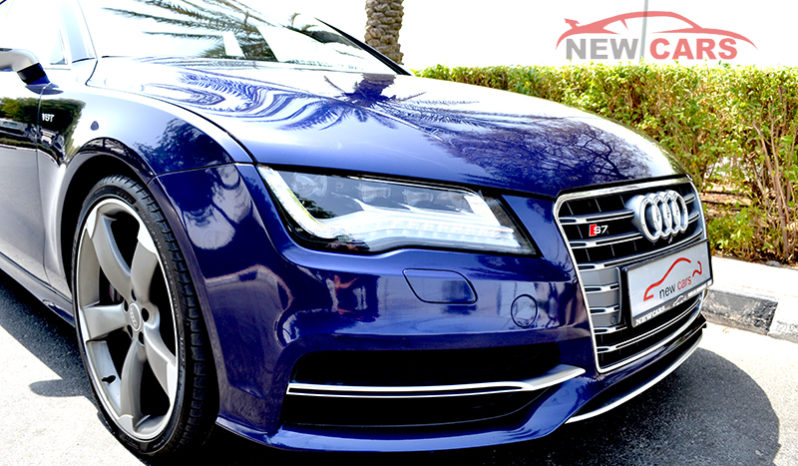GCC AUDI S7 2014 – ZERO DOWN PAYMENT – 3,115 AED/MONTHLY – FSH/ALI & SONS – UNDER WARRANTY full