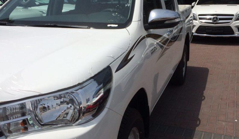 Toyota Hilux Diesel 2017 GCC Spec full