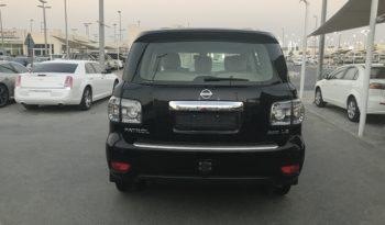 Nissan Patrol LE400 full option 2012 full