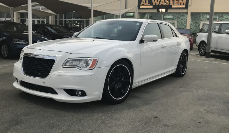 Chrysler Srt8 – 2013- Under warranty full