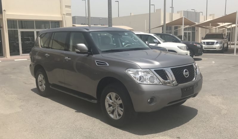 Nissan Patrol SE full option 2012 full