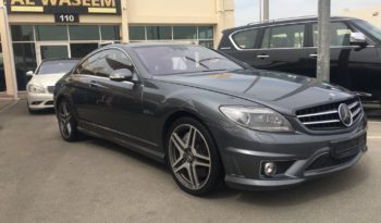 Mercedes CL 63 AMG – Low km full