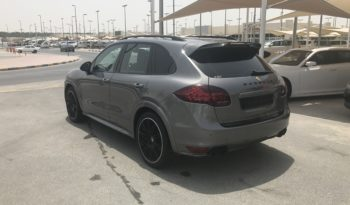 Porsche Cayenne GTS – 2013 full