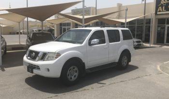 Nissan Pathfinder basic 2008 full