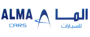 Alma cars Logo