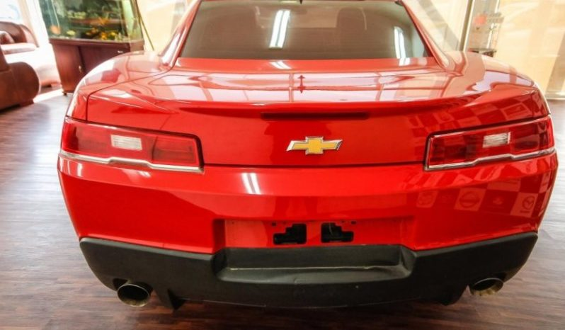 Chevrolet  Camaro Import Specs full