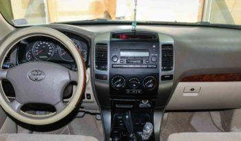 Toyota Prado  Gcc Specs full