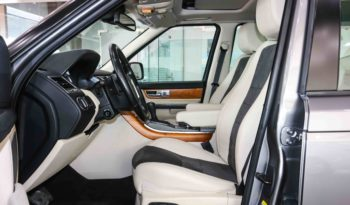 Land Rover Range Rover Sport HSE full