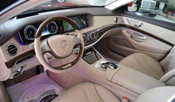 MERCEDES BENZ S 400 2016 GCC full
