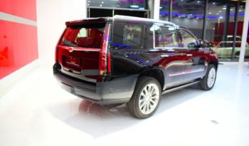 CADILLAC ESCALADE 2017 GCC full