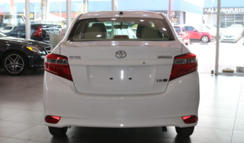 Toyota Yaris 1.5L E full