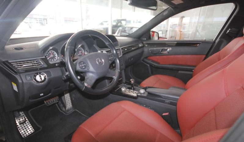 Mercedes-Benz E 63 AMG full