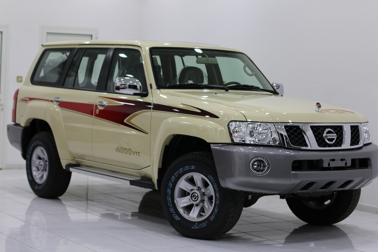 Nissan Patrol Safari VTC – Kargal Dealers - UAE