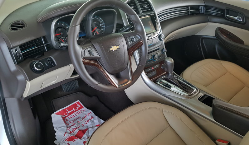Chevrolet Malibu full