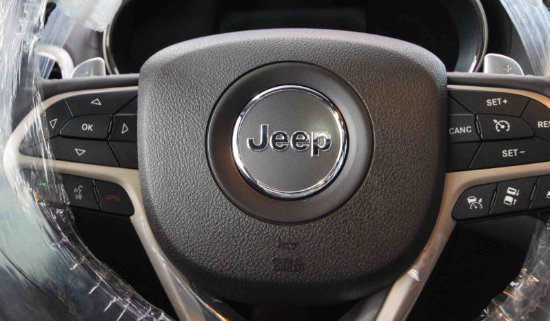 Jeep Grand Cherokee Summit full