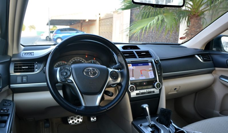 Toyota Camry 2015 RZ Gcc Full Option Accident Free Low Milage Warranty Full History@0521293134 full