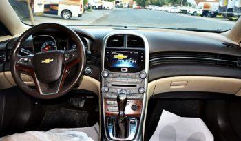 "Incredible Cash Sale Offer ""Chevrolet Malibu LTZ"" 2014 Grey Low Mileage 052 1293134 full"