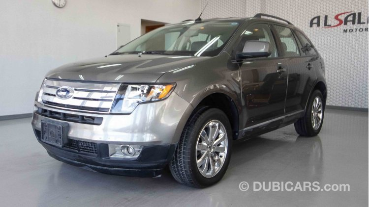 Ford Edge Sel Awd Aed