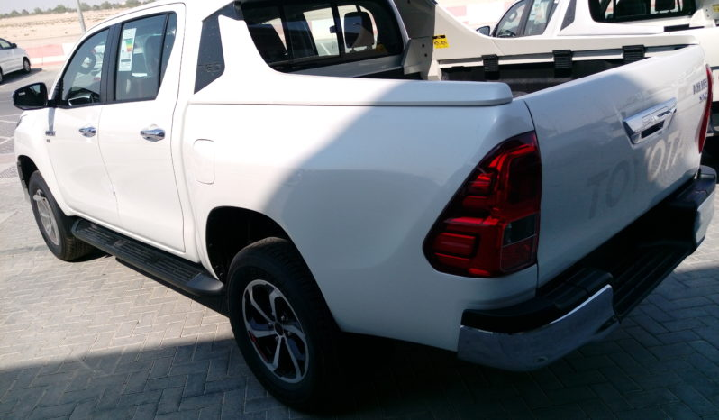 Toyota Hilux v6 2018 full