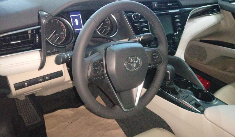 Toyota Camry 2018 full
