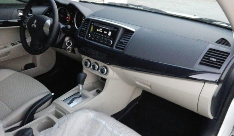 Mitsubishi lancer 2016 full