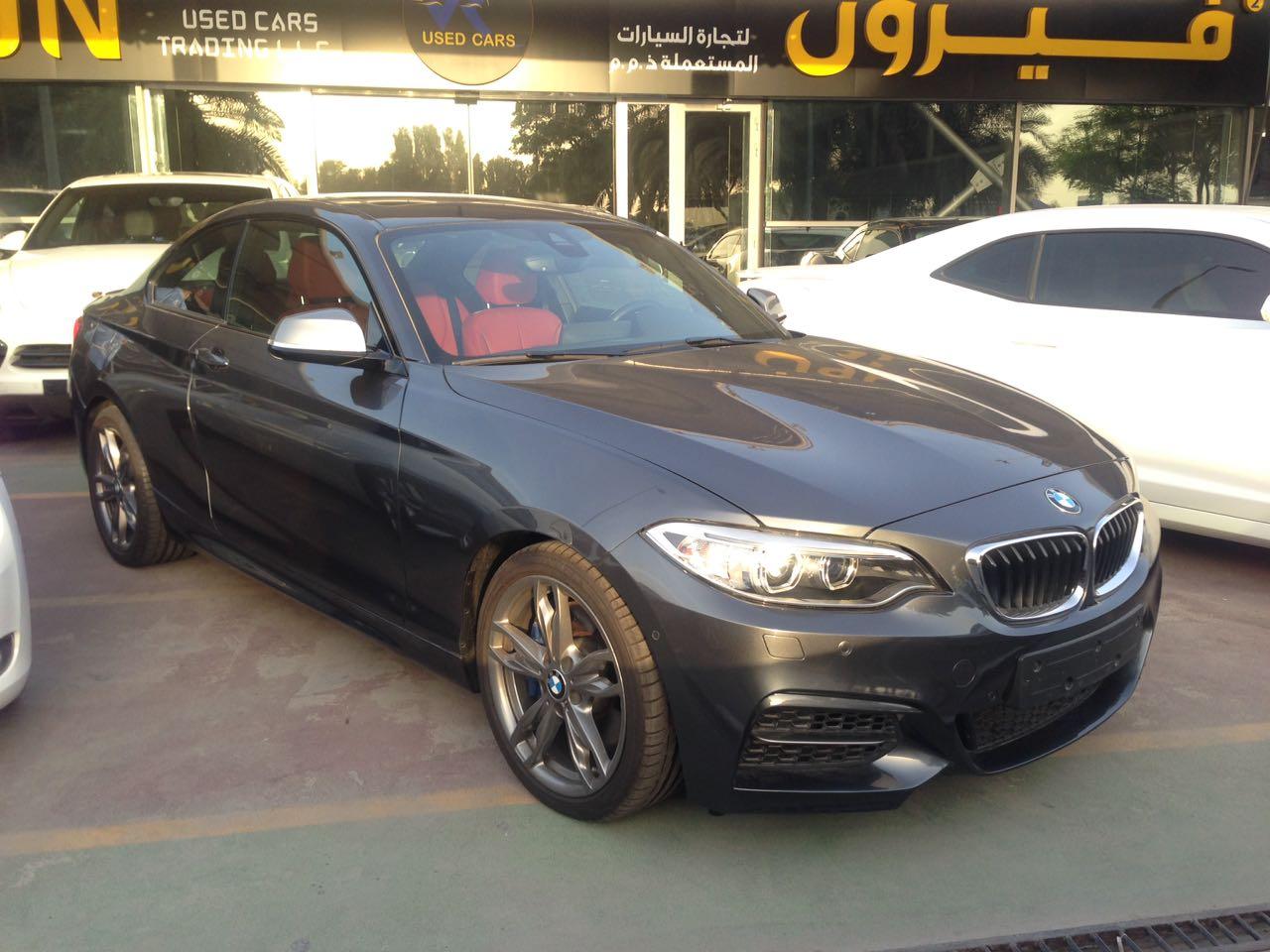 BMW M235i Coupe Prices, Gcc Spec Used car for sale | Veyron Motors Dubai