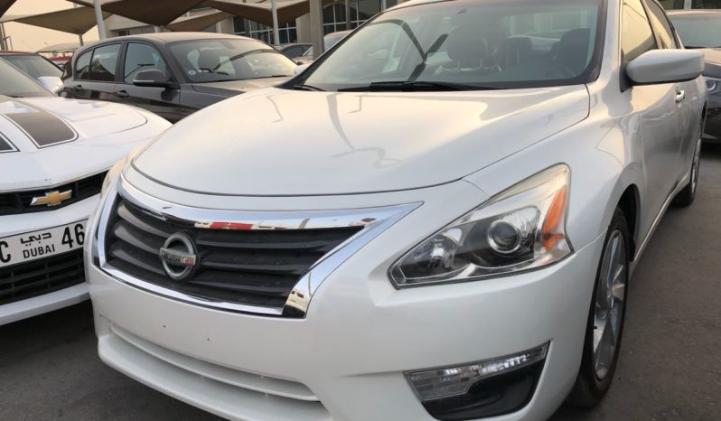 Used Nissan Altima 2.5 S 2015 Car for Sale in Sharjah full
