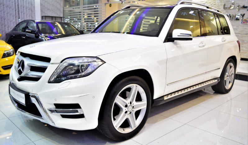 Mercedes-Benz GLK350 4Matic 2015 Model GCC Specs full