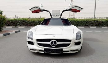 Mercedes SLS 2011 full
