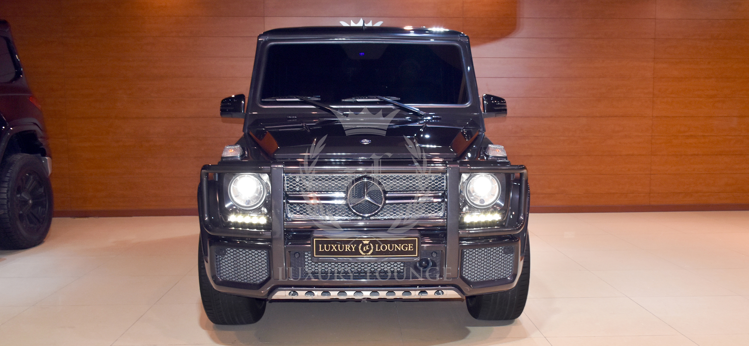 2013 Mercedes Benz G 65 Full Service History Gcc Specsno Paint No