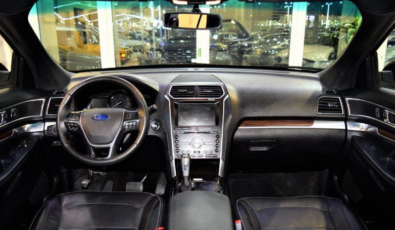 Ford Explorer Limited 4WD 2016 Model GCC Specs full