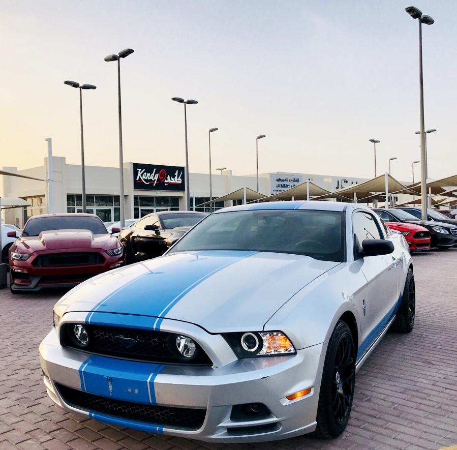FORD MUSTANG / PREMIUM / RACING SPRINGS WITH ROUSH EXHAUST