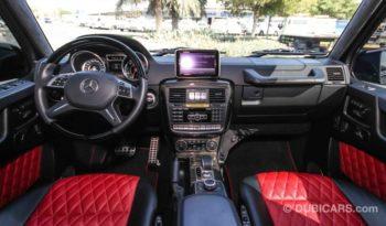 MERCEDES G63 AMG only 15000 km full