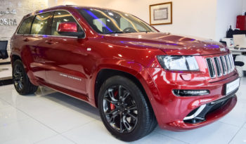 Jeep Grand Cherokee SRT8 6.4L HEMI 2013 Model GCC Specs full