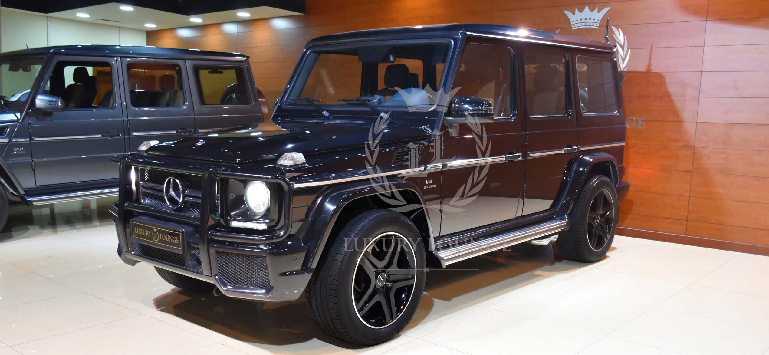 2014 MERCEDES BENZ G 63 AMG,GCC SPECS,FULL SERVICE HISTORY Show Phone Number
