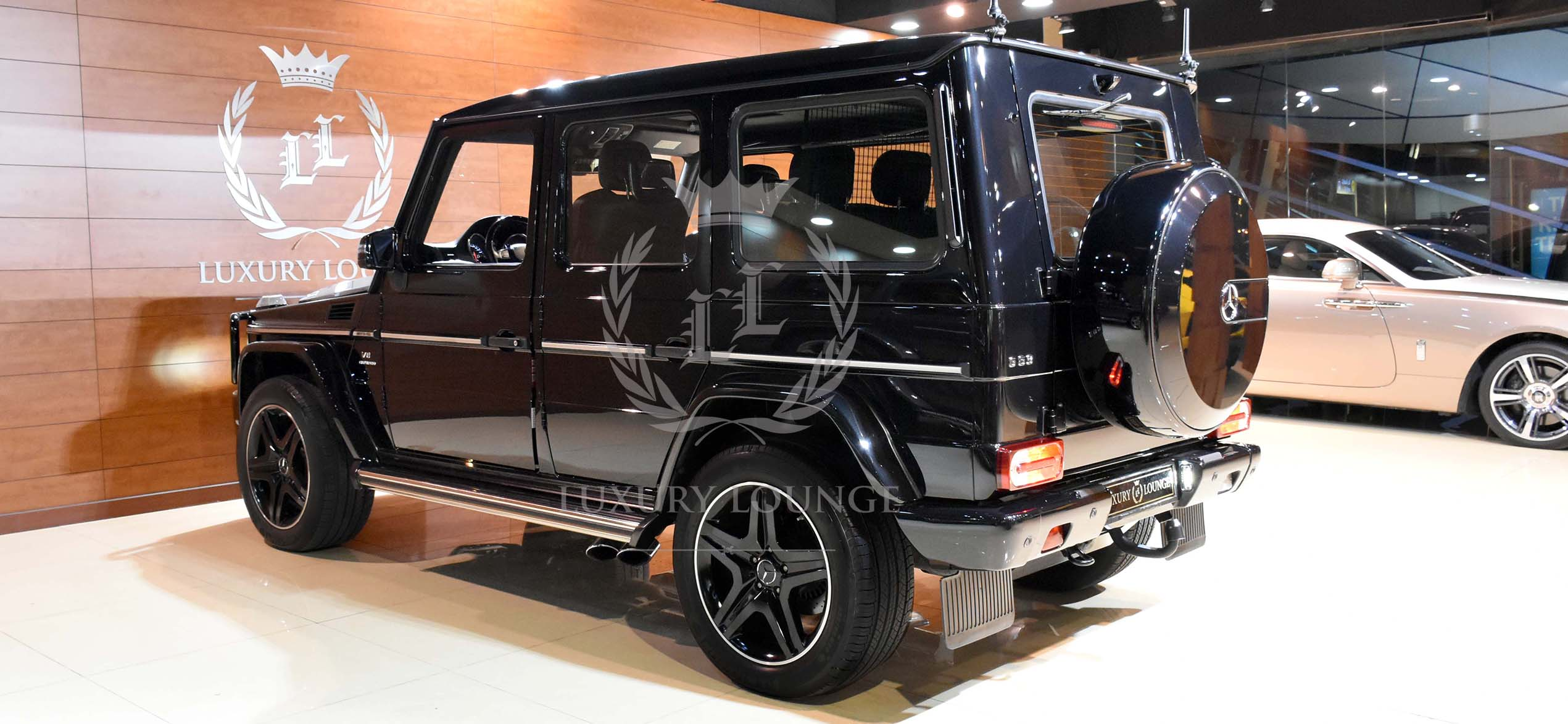 Good 2014 MERCEDES BENZ G 63 AMG,GCC SPECS,FULL SERVICE HISTORY Show Phone Number