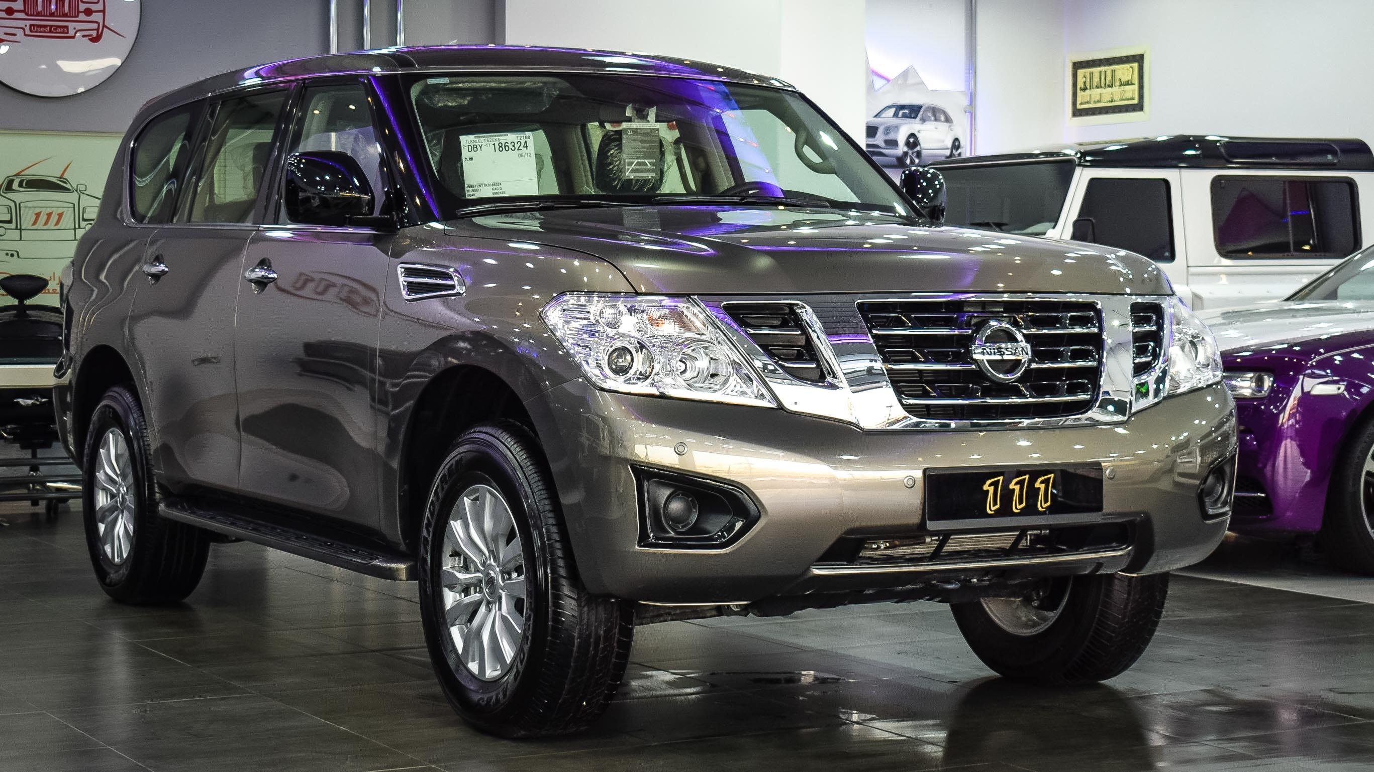 Used Cars Mobile Al >> 2019 Nissan Patrol XE - V6 / GCC Specs / Warranty – Kargal Dealers - UAE