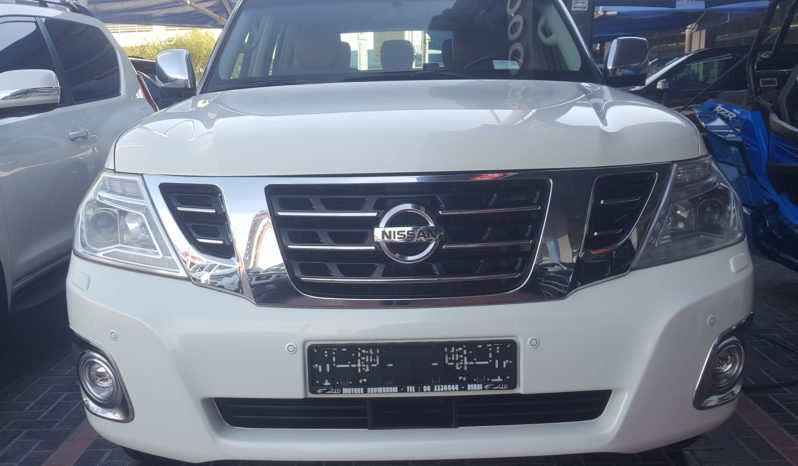 Nissan Patrol SE Platinum 2015 full