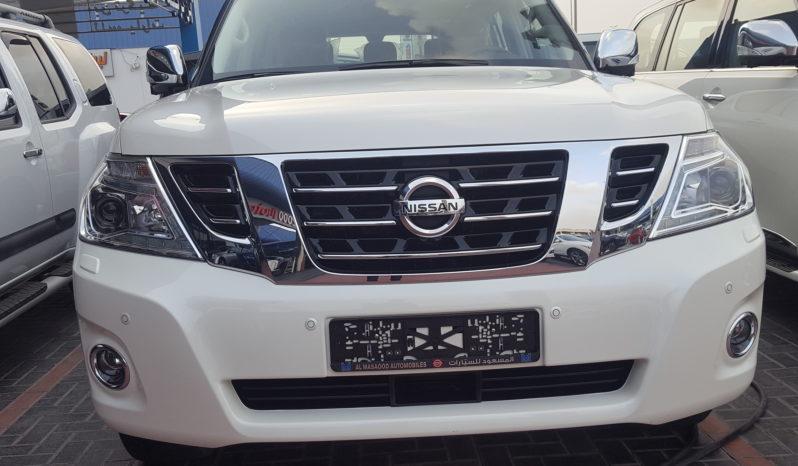 Nissan Patrol LE Platinum 2019 full