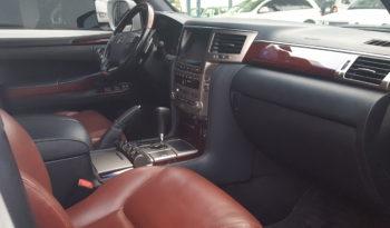 Lexus LX 570 2015 Model full