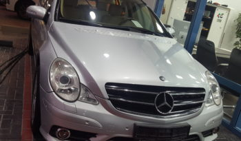 Mercedes Benz R 350 2009 model full