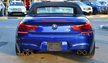 BMW M6 V8 – 2012 – AMERICAN SPECS – CONVERTIBLE – 0 DOWNPAYMENT – 3042 PER MONTH full