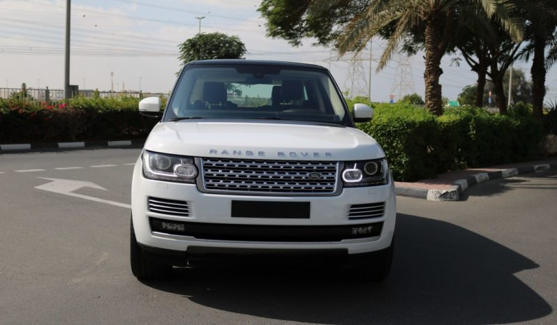 Range Rover SE SUPERCHARGED 2014 full