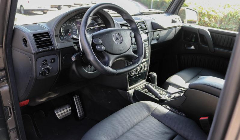 Mercedes Benz G500 2DOOR 2011 full